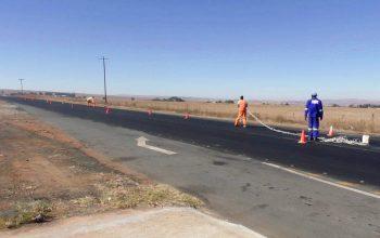 National Roads Marking